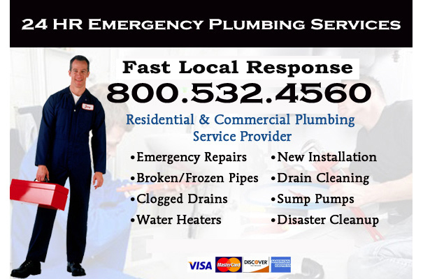West Orange local plumbers